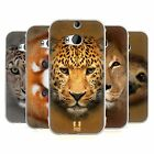 HEAD CASE DESIGNS ANIMAL FACES 2 SOFT GEL CASE FOR HTC ONE M8 M8S