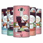 HEAD CASE DESIGNS SUSHI TIME SOFT GEL CASE FOR LG G4