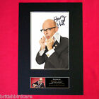 HARRY HILL Signed Autograph Mounted Photo RE-PRINT A4 128
