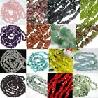 Natural Gemstone Freeform Chip Beads Loose Beads FIT Jewelry Making DIY Design