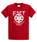 EMT T-Shirt My Job Is To Save Your A$$ Not Kiss It