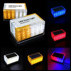 Car 48LED Police Magnetic Roof Flashing Flash Strobe Emergency Warning Top Light