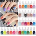 10ml Vernis à ongle Mat Terne Top Coat Matte Polish Change Surface Oil Nail Art