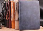 PU Leather Stand Smart Case Magnetic Cover Card Slot for iPad 2 3 4 Mini Air Pro