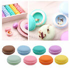 Mini Jewelry Storage Boxes Color Sweet Macaron Jewelry Earring Holder Case LOT