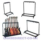 Chase Guitar Rack Stand For Multiple Guitars Electric Acoustic Bass Folding
