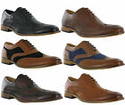 Goor Brogue Formal Oxford Lace Evening Wedding Smart Casual Mens Shoes