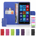 Wallet Flip PU Leather Book Case Cover For Nokia Lumia 930 Free Screen Guard