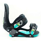 Ride womens dva snowboard bindings black 2012 All-Mountain freestyle size s, m
