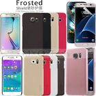 Nillkin Frosted Shield Matte Hard PC Case Cover For Samsung Galaxy S6 & Edge S7