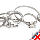 Strong Garden Jubilee Hose CLIPS Pipe CLAMPS Stainless Steel W2 8-220mm MIX&PICK