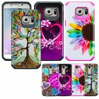Hybrid Protective Hard Slim Combo Design Case PC TPU Cover for Various Phones