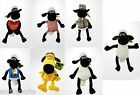 Peluche Shaun The Sheep Originali 7 personaggi 42-47 cm Morbidi Belli Bitzer