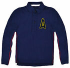 Boys Long Sleeved Navy Polo Shirt New Kids Baby T-Shirt Tops 9 Months - 3 Years