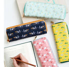 Willow Classic Slim Pencil Pen Pouch Case Pencase Holder Storage Organizer Bag