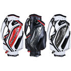 Golf Carry Cart Bag w/5 Way Divider Organizer For 13 Golf CLUBS Set Color Opt