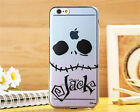 Cute Cartoon Big Face Clear TPU Soft Rubber Case Cover For iPhone 5 5S 6 6 Plus