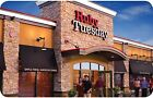 Ruby Tuesday Gift Card $25 - US Mail Delivery