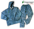 FROGG TOGGS RAIN GEAR-PS103-02 CLASSIC BLUE PRO SPORT SUIT FISHING GOLF WEAR WET