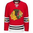 Chicago Blackhawks CCM Vintage Throwback Premier Edge Jersey NHL Official