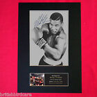 MIKE TYSON Autograph Mounted Signed Photo RE-PRINT A4 51