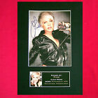 PINK Autograph Mounted Signed Photo RE-PRINT A4 230