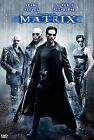 The Matrix (DVD, 1999) Keanu Reeves / Laurence Fishburne  - VERY GOOD