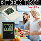 New Timer Digital Large LCD Kitchen Cooking Count Down Up Clock 99 Minute Alarm