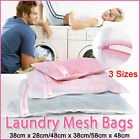 3 Sizes Underwear Clothes Aid Bra Socks Laundry Washing Machine Net Mesh Bag New