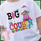 CANYLAND CANDY BIG COUSIN SHIRT PERSONALIZED WITH NAME TSHIRT