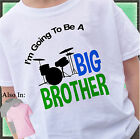DRUMMER I'M GOING TO BE A BIG BROTHER AGAIN SHIRT PERSONALIZED BAND MUSICIAN