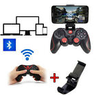 Bluetooth T3 Joystick Game Gamepad Controller Joystiker&Bracket Mount For Androi