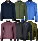 Mens Lambretta Classic Lightweight MA1 Bomber MOD SKA Jacket Coat Sizes S to 4XL