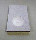 Concave 195mm x 125mm x 22mm.