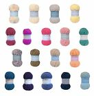 SIRDAR SNOWFLAKE CHUNKY Baby Wool - Current & New Shades ( P&P Discounts )