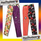SALE Foul Fashion Mens Trousers 50 % Off RRP Casual Pants Party Stag Do Gift
