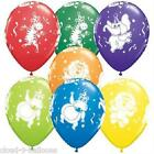 """Qualatex Party Animals 11"""" Helium Quality Bright Colour Party Balloons"""