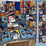 """Star Wars Force Single Rotary Duvet and Matching Curtains Set 54"""" or 72"""" Drop"""