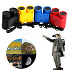 Foldable 2.5 x 26 Mini Children Telescope Magnification Observing Binoculars Toy