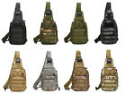 Alfresco Shoulder Military Tactical Backpack Travel Camping  Hiking Trekking Bag