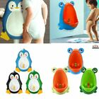 Frog Penguin Kids Children Toddler Potty Toilet Urinal Boys Pee Trainer Bathroom image