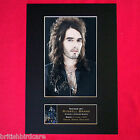 RUSSELL BRAND Quality Signed Autograph Mounted Photo Repro A4 Print 1