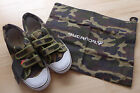 RUCANOR Damen Turnschuhe Sneakers Camouflage Army Print Gr. 38 + Beutel NEU!!!