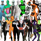 Halloween Morphsuit Zombie Vampire Mummy Skeleton Witch Fancy Dress Costume