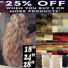 Hair Extensions Clip in Premium Synthetic Hair Extensions
