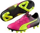 Puma evoSpeed 5.5 Tricks Firm Ground Junior Football Boots