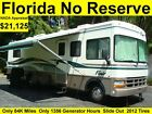 NO RESERVE 1999 FLEETWOOD FLAIR 35FT CLASS A RV MOTORHOME CAMPER SLIDE OUT