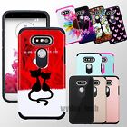 For LG Phones Slim Hybrid Tough Shockproof Case Phone Thin Hard Cover G5