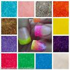Summer Nails Glitter Pots - Fine Dust Iridescent Neon Holo Nail Art Gel Acrylic