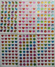 Fun Stickers Smilyface Sheets Party Pack Bag Filler Emblishment Shiny Cardmaking